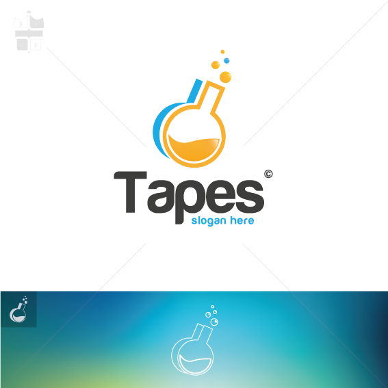 professional logo design tapes
